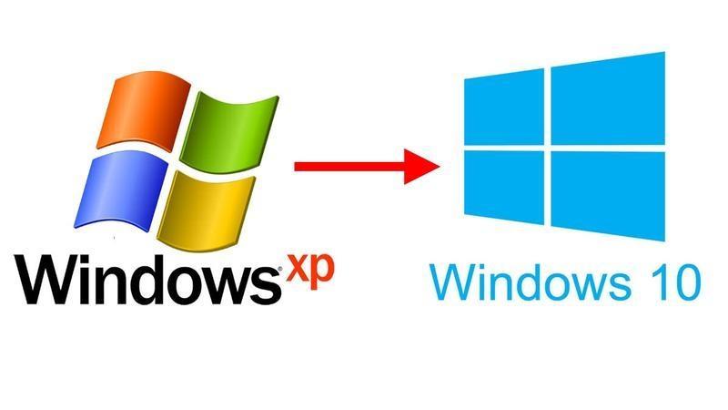 Windows 10, una evolución de windows luego de 10 años del dominio del  XP