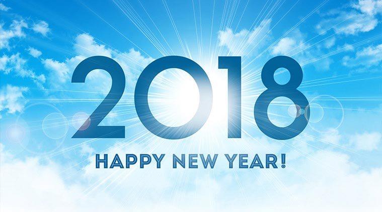 Que tengan un exitoso y feliz año 2018!