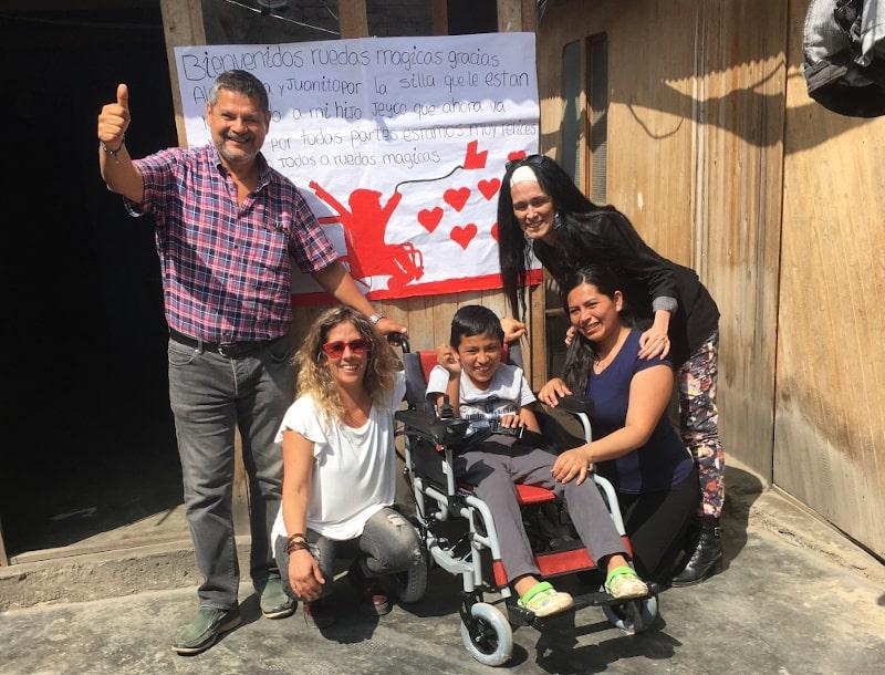 Nettix se suma al trabajo de la Fundación Ruedas Mágicas Distintas capacidades merecen igualdad de oportunidades