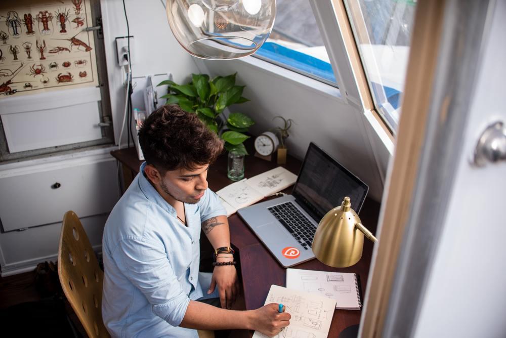 Como usar una conexión VPN desde casa?