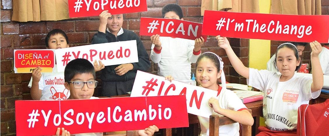 Nettix Perú se suma a Diseña el cambio llevando educación a los estudiantes