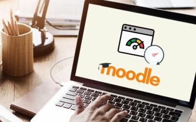 Como mejorar la velocidad de Moodle