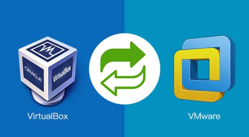 ¿COMO MIGRAR TU SERVIDOR DE VMWARE A VIRTUALBOX Y VICEVERSA?