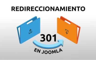 REDIRECCIONAMIENTO 301 EN JOOMLA